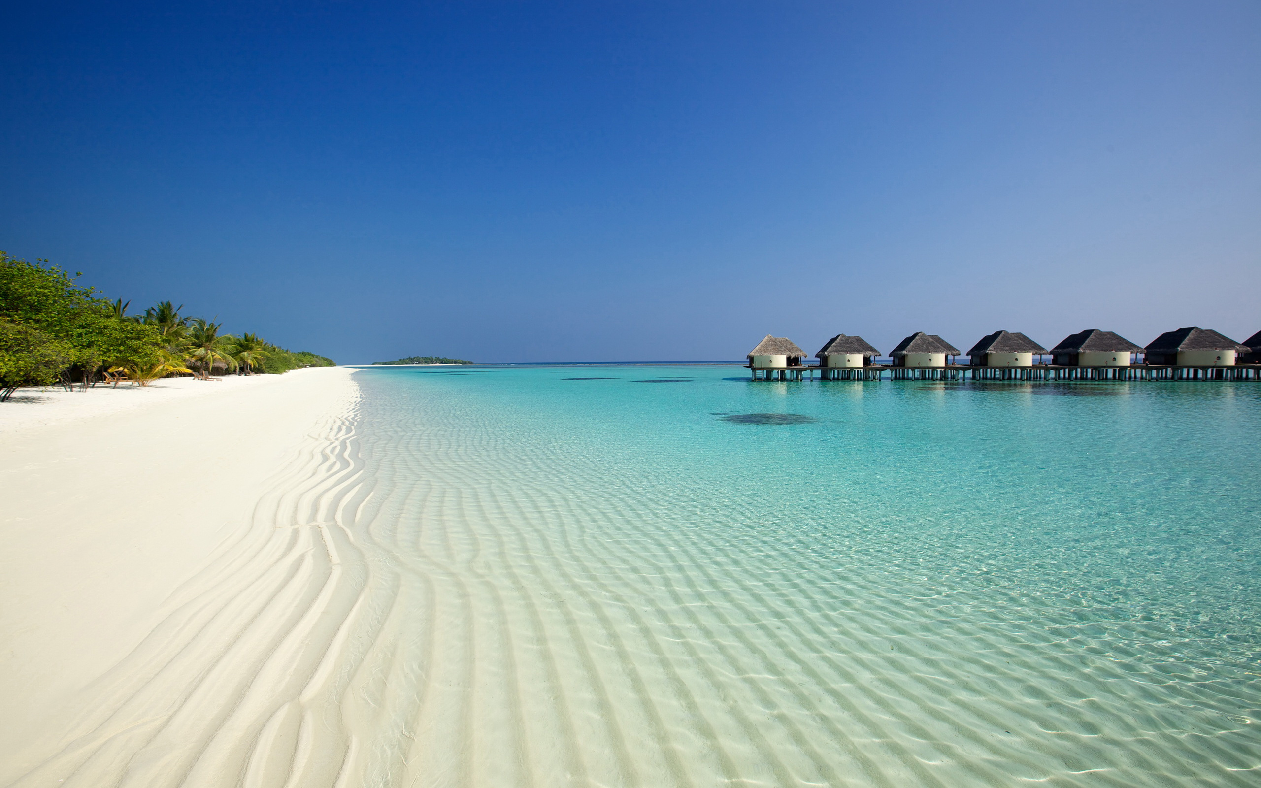 马尔代夫白金岛adaraan hudhuranfushi5晚7天
